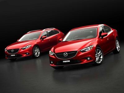 Mazda 6 может похвастаться дизайном