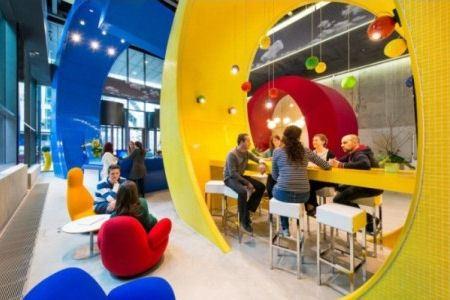 Офис Google в Ирландии
