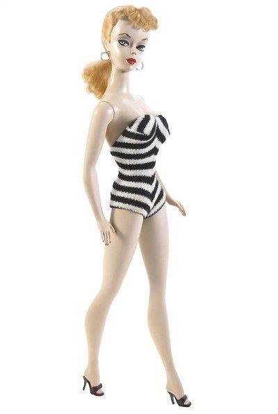 Барби 1959 года