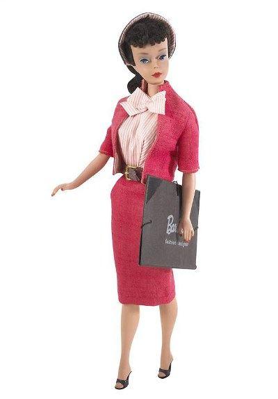 Барби 1960 года
