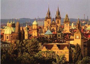 Для Чехии 2012 год оказался лучшим для туризма