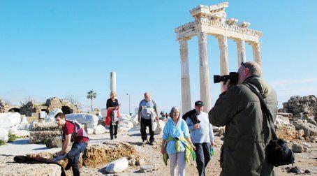 Турция - самая привлекательная страна для российских туристов