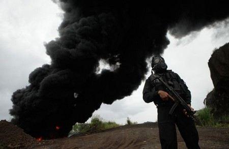 В Афганистане изъято столько героина, сколько обычно незаконно поставляется в Россию за год.
