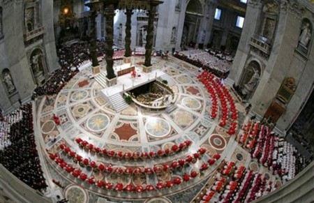В Ватикане во время выборов Папы Римкого конклавом заглушат работу мобильной связи.