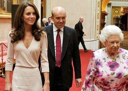 Кейт Миддлтон обиделась на Елизавету II.