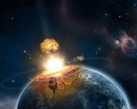 В России начнут создавать защиту от астероидов.