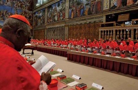 Конклав кардиналов снова не смог выбрать папу римского.