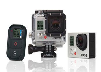 Эксперты назвали GoPro лучшей камерой для съемок в экстремальных условиях