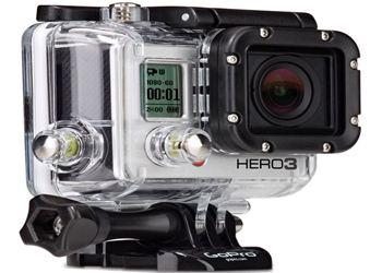 На сегодня доступны три модификации GoPro Hero 3