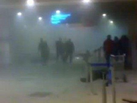 В Харькове в институте по проблемам машиностроения произошел взрыв.