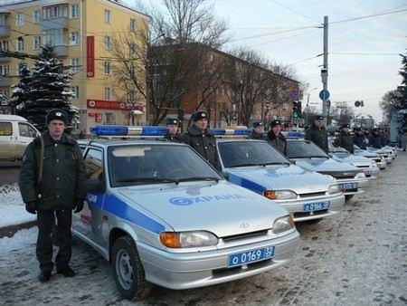 Вневедомственную охрану МВД уберут с коммерческих объектов.