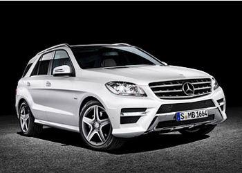Mercedes Guard выпустил бронированный M-class
