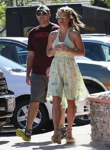 Бритни Спирс завела нового любовника.