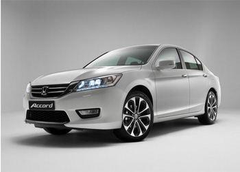 Honda Accord 9 поколения доступна в 2-х модификациях на отечественном рынке