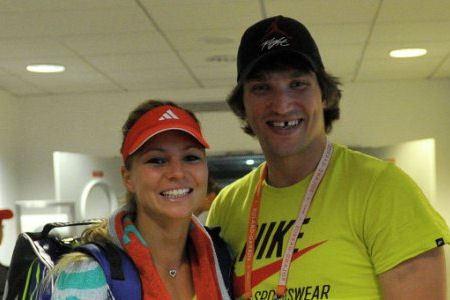 Овечкин и Кириленко счастливы вместе