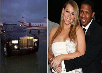 Мэрайя Кэрри получила от мужа в подарок автомобиль Rolls-Royce Phantom