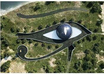 Владислав Доронин строит для Наоми дом по мотивам мифологии Египта