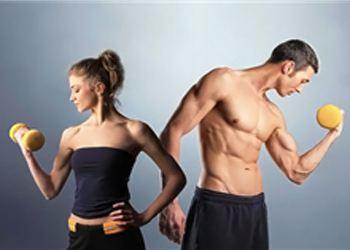 Мысли о тренировках укрепляют мышцы