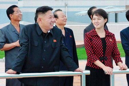 У главы КНГР Ким Чен Ына родился ребенок.