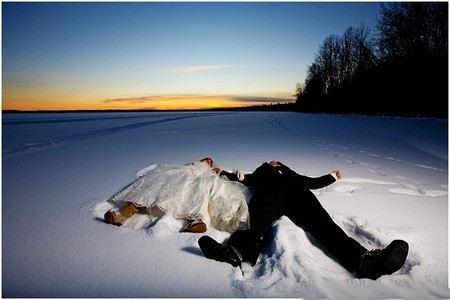 На Камчатке из-за снегопада не работают ЗАГСы.