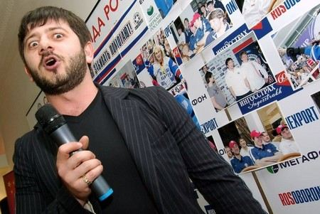 Mikhail Galustyan is looking for an actor for the main role in his new film.