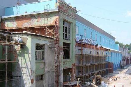 Из любого старого здания можно сделать конфетку, главное правильно выбрать компанию по реконструкции
