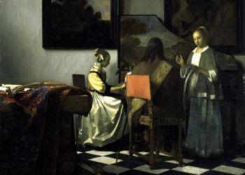 Была украдена картина Вермеера «Концерт»