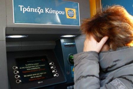 Банки на Кипре откроются только в четверг, 28 марта.