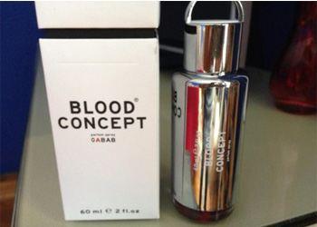 Алика получила в подарок духи по группе крови