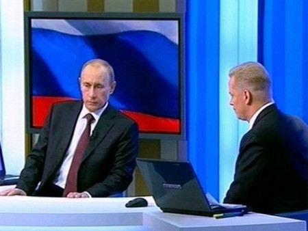 Источники в Кремле сообщили, что прямая линия с Путиным состоится в апреле.