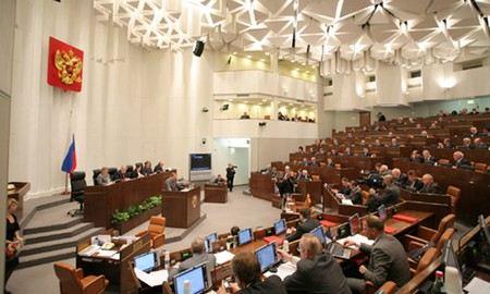 В сенате досрочно прекратили полномочия Виталия Малкина и еще троих сенаторов.