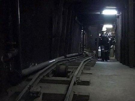На Кузбассе на шахте «Осинниковская» произошло затопление.