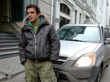 Сергей Астахов любит большие автомобили