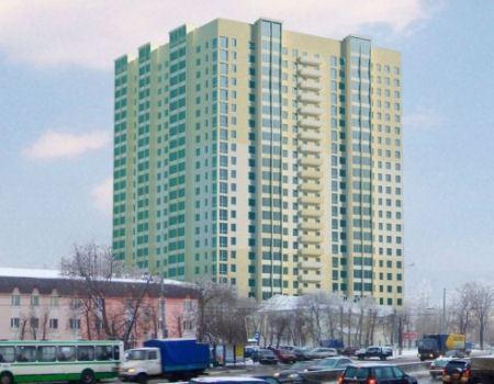 Новостройки жилого комплекса Ваниль
