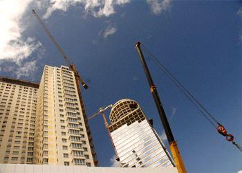 Застройщиками новой Москвы уже было введено 263 700 «квадратов» жилья