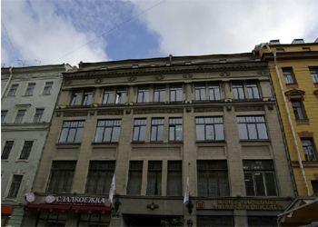 Игорь Лейтис продал здание в Петербурге на Невском проспекте, 58 Gazprom International