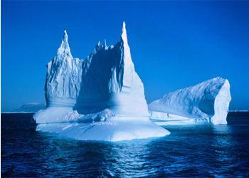 Арктика может полностью освободиться ото льда к лету 2020 года