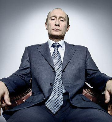 Путин - звезда фотошопа