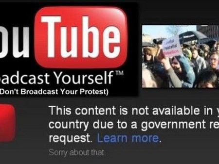 Google обещал закрыть YouTube на 10 лет.