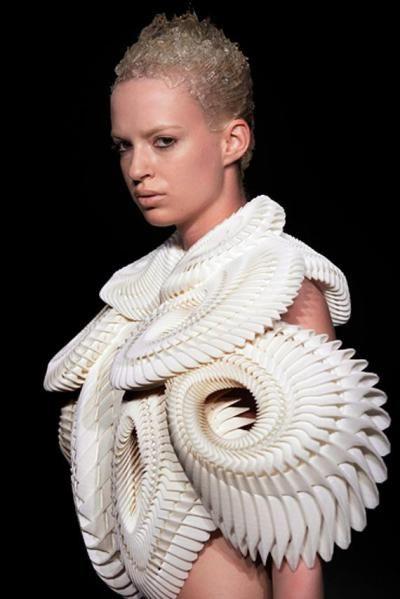 3D одежду уже создают