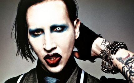 Marilyn Manson - a shocking personality