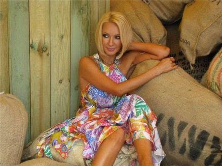 Lera Kudryavtseva had to treat a nervous breakdown.