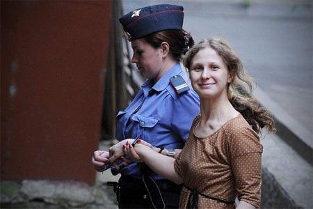 Прокуроры требуют, чтобы Марию Алехину перевели в другую колонию.