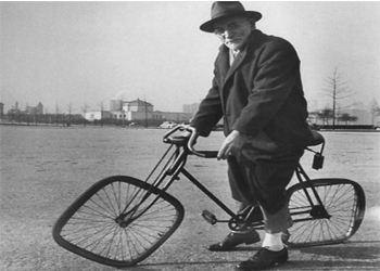 Самые необычные велосипеды создал Джо Штайнлауф