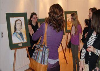 В Брюсселе открылась выставка «Дела великого Петра»