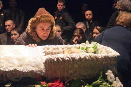 Валерия Золотухина похоронили на родине.