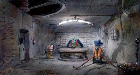 Илья Лагутенко, группа «Мумий Тролль» и еще один молодой музыкант записали песню для мультфильма «Ку! Кин-Дза-Дза».
