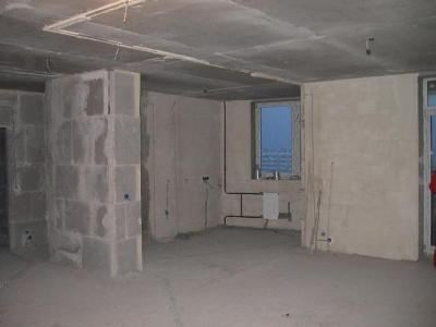 Квартиры без отделки пользуются спросом