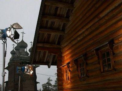 Депардье нужен деревянный дом на архангельской земле
