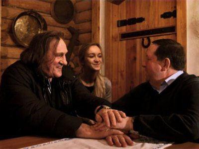 С губернатором региона Ильей Михальчуком